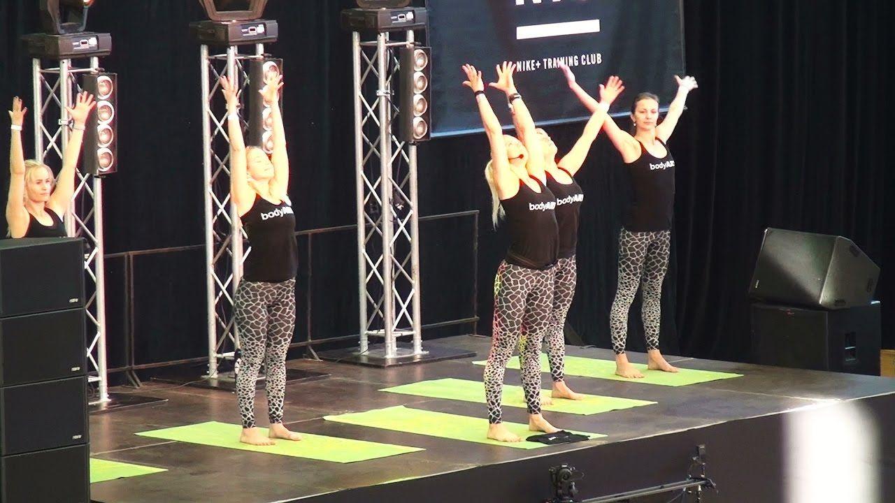 Bodyart International System Kristi Roosimagi Team Myfitness Weeke Lower Ab Workouts Workout Programs Ifit