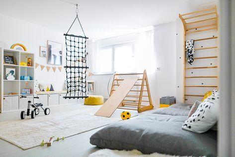 Anzeige// Unser Spielzimmer und 6 Dinge, die jeden Raum im Handumdrehen dazu machen plus Ikea Hack für Dots: ‹ fräulein flora FOTOGRAFIE #kleinkindzimmer
