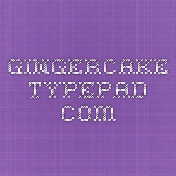 gingercake.typepad.com Passo a passo para camisola infantil