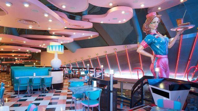 Annette's Diner Disneyland Paris tickets