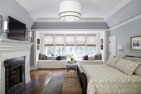 50 Master Bedroom Ideas That Go Beyond The Basics Master Bedroom Interior Traditional Bedroom Design Master Bedroom Windows