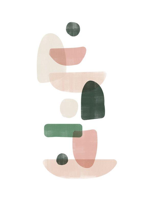"""balance no.1"" - Art Print by Lindsay Stetson Thompson"