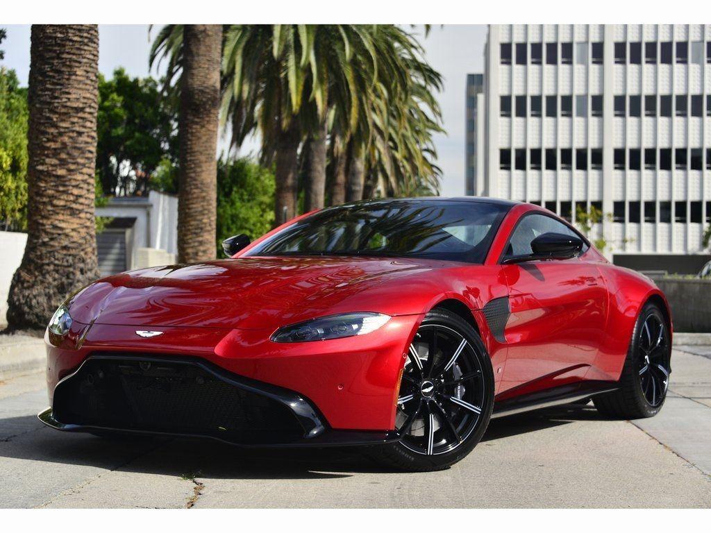2019 Aston Martin Vantage Beverly Hills Ca Aston Martin Vantage Aston Martin New Aston Martin