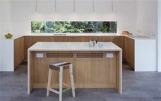How to plan a perfect kitchen layout Trench, Kitchens and Interiors
