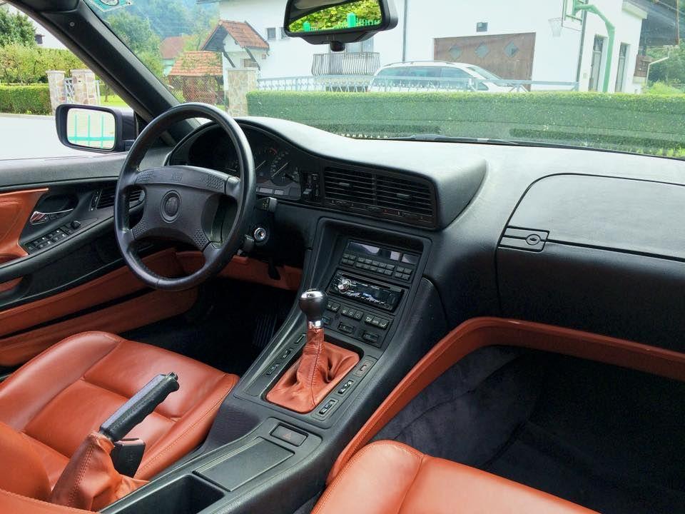 Bmw850i Bmw 850i 8 Series Bmw E31 T Bmw Cars