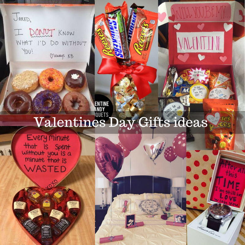 Valentines Day Gift Ideas For Your Boyfriend. How will you make it special for him? Do reply