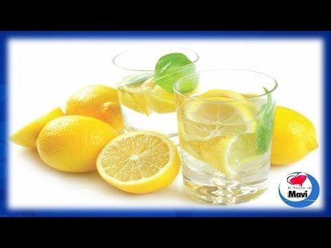 agua tibia con limon en ayunas para la gastritis