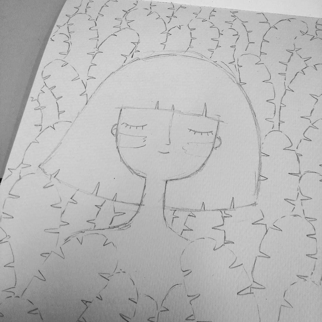 Saludos desde la selva estamos preparando algo lindo y tal vez grande con @boa_eco  #sketch #illustration