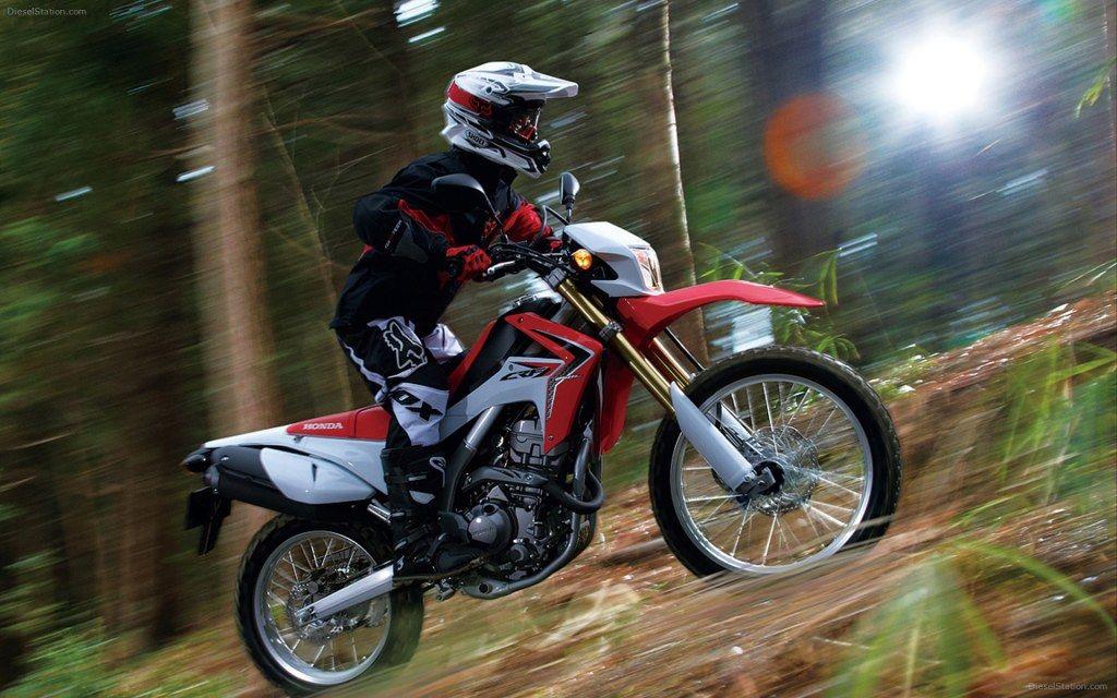Honda CRF250L Adventure motorcycling, Dual sport