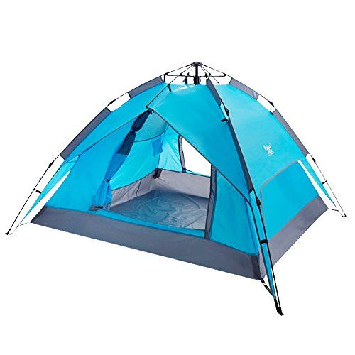 Ezyoutdoor Pop Up Tent Automatic Instant Setup Lightweight 24 Person Portable Tent Pack for Hiking and  sc 1 st  Pinterest & Ezyoutdoor Pop Up Tent Automatic Instant Setup Lightweight 24 ...