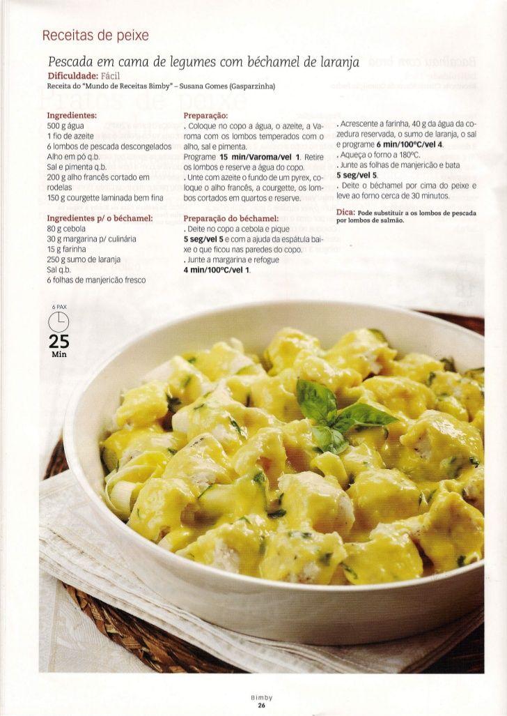Revista bimby 12 | Food in 2019 | Food, Yummy food, Fish recipes
