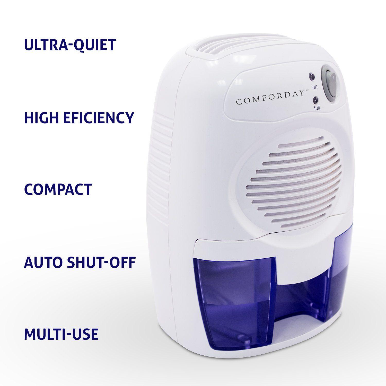 Electric Dehumidifier, Portable Air Dehumidifier 1100