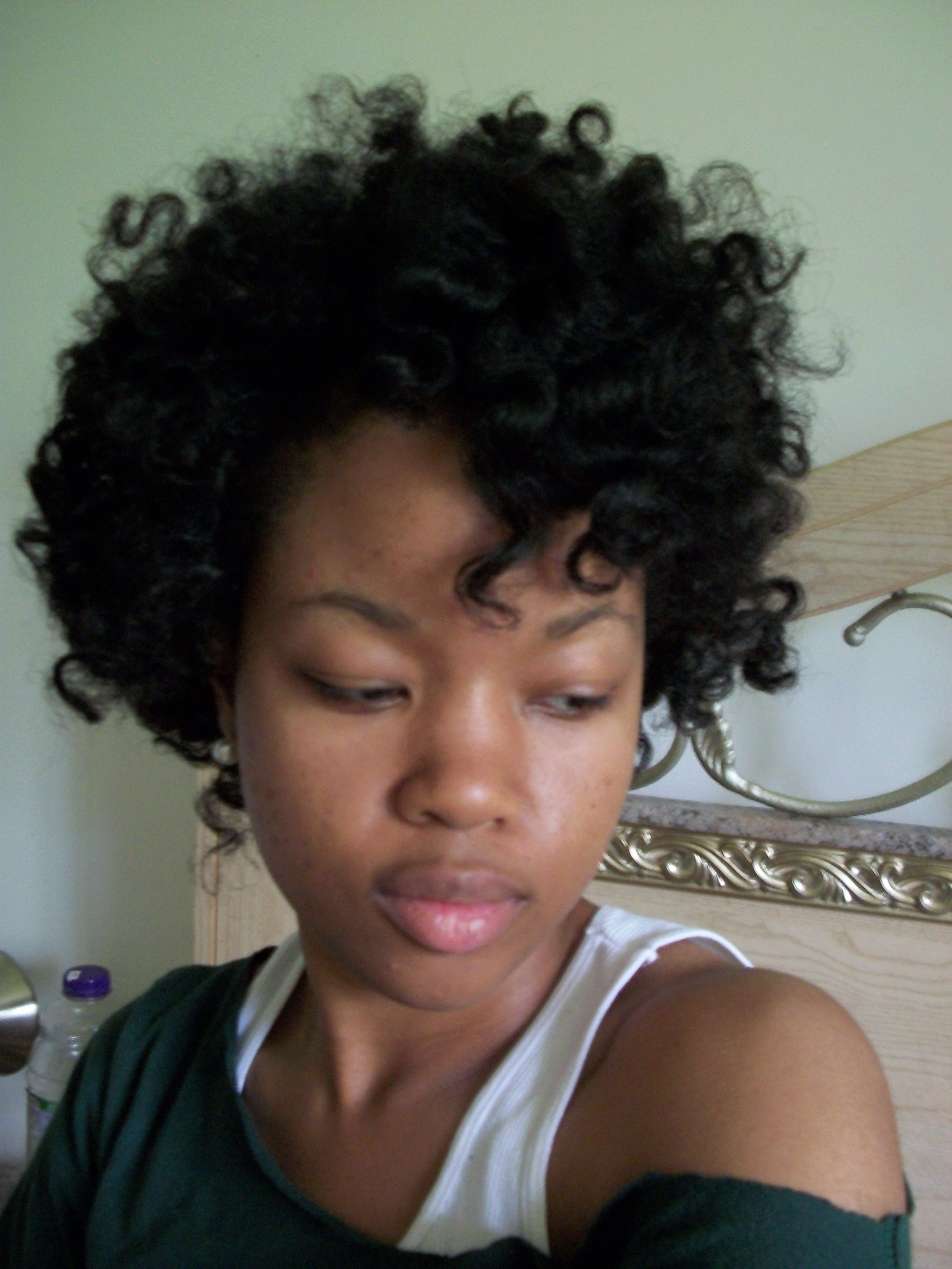 Astonishing 1000 Images About Beautiful Black Hair On Pinterest Natural Short Hairstyles Gunalazisus