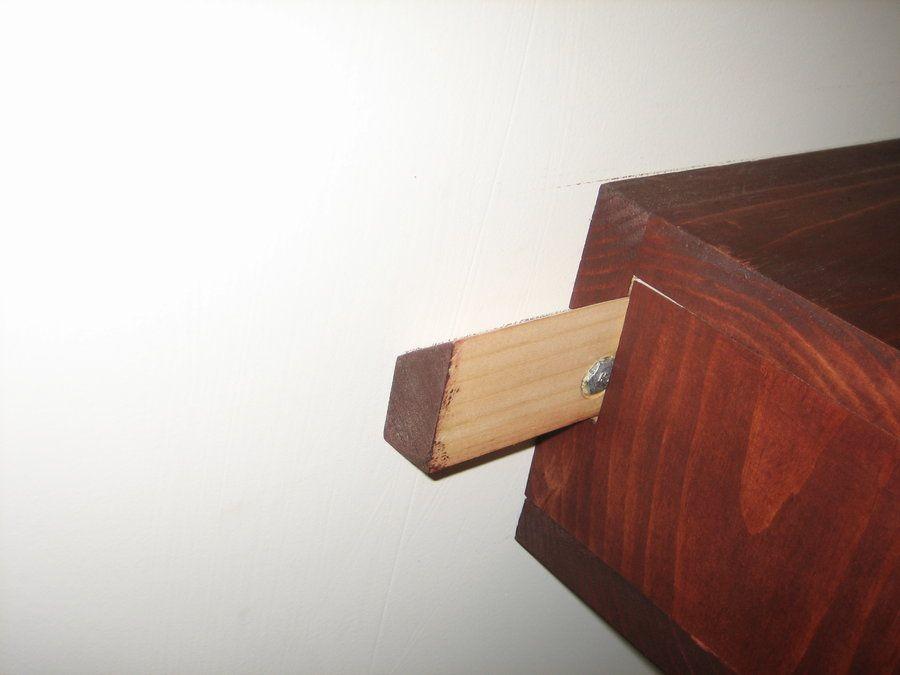 French Cleat Shelf By Nickswood Lumberjocks Com Woodworking