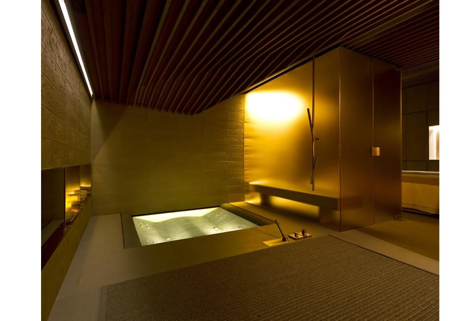 Spa Treatment Rooms Milan Hotel