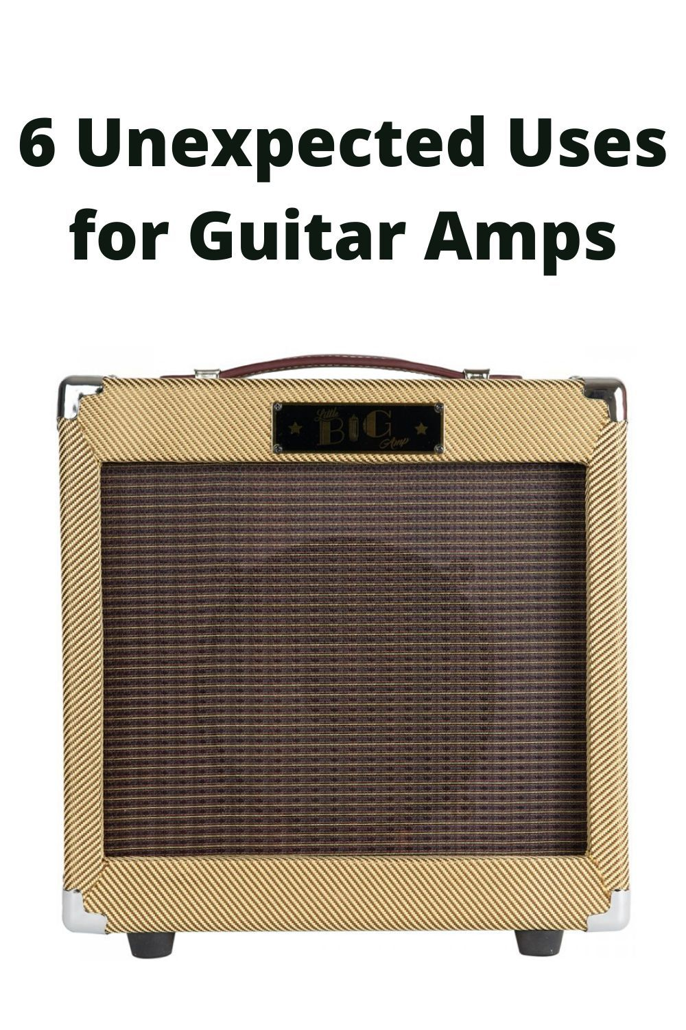 6 Unexpected Uses for Guitar Amps in 2020 Guitar amp