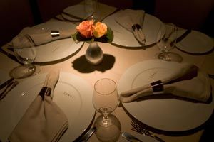 Cyrus Restaurant Healdsburg the heart of Sonoma Wine Country