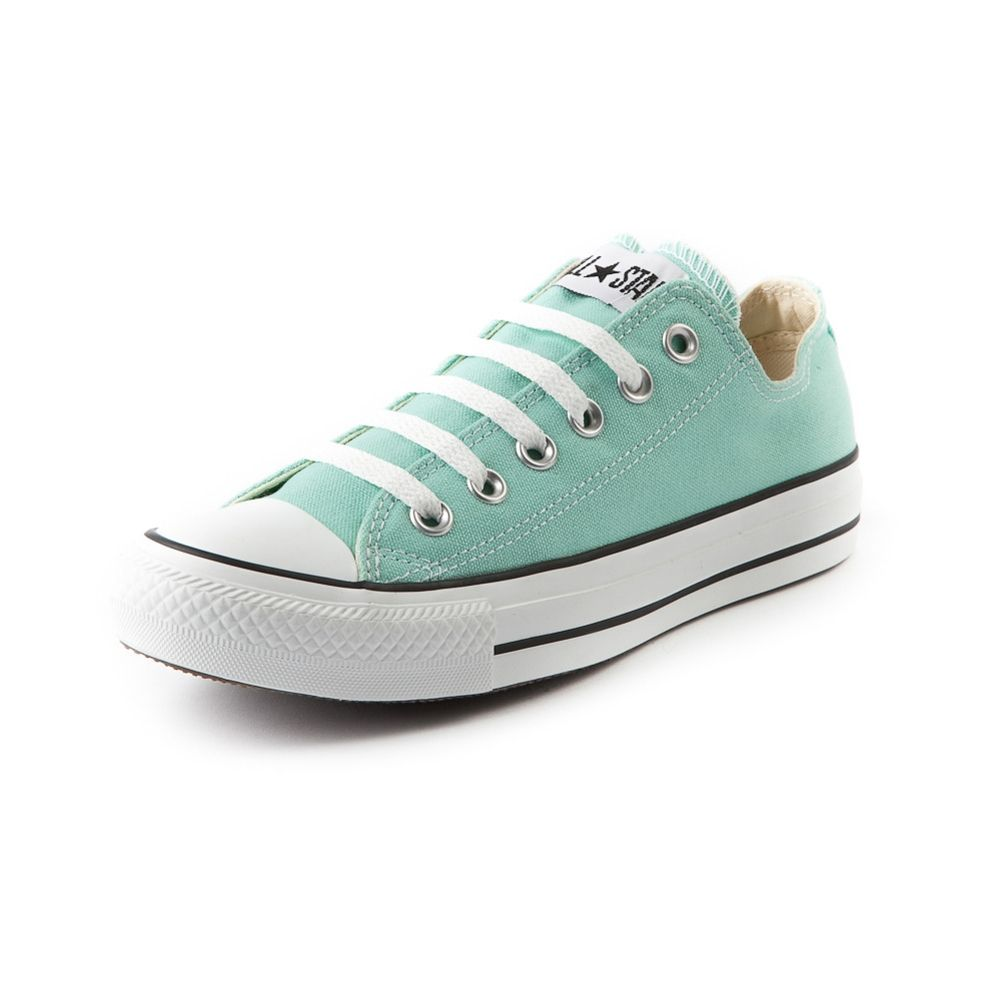 a06fc45bac57 Converse All Star Lo Athletic Shoe in mint. (anyone remember when converse  WEREN T  50  they ve always been like