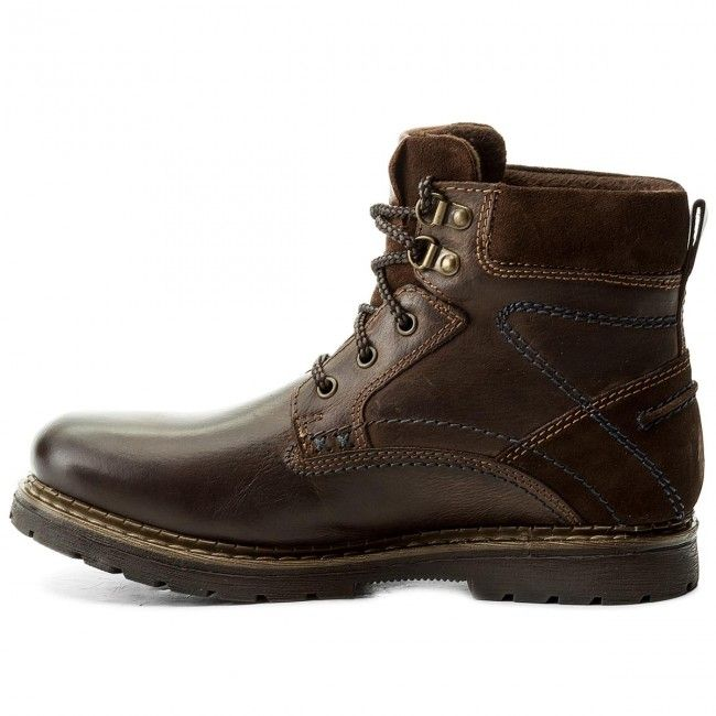 7617a8b4c1 Knee High Boots LASOCKI FOR MEN - MB-AREZZO-02 Brown | Шузы | Boots ...