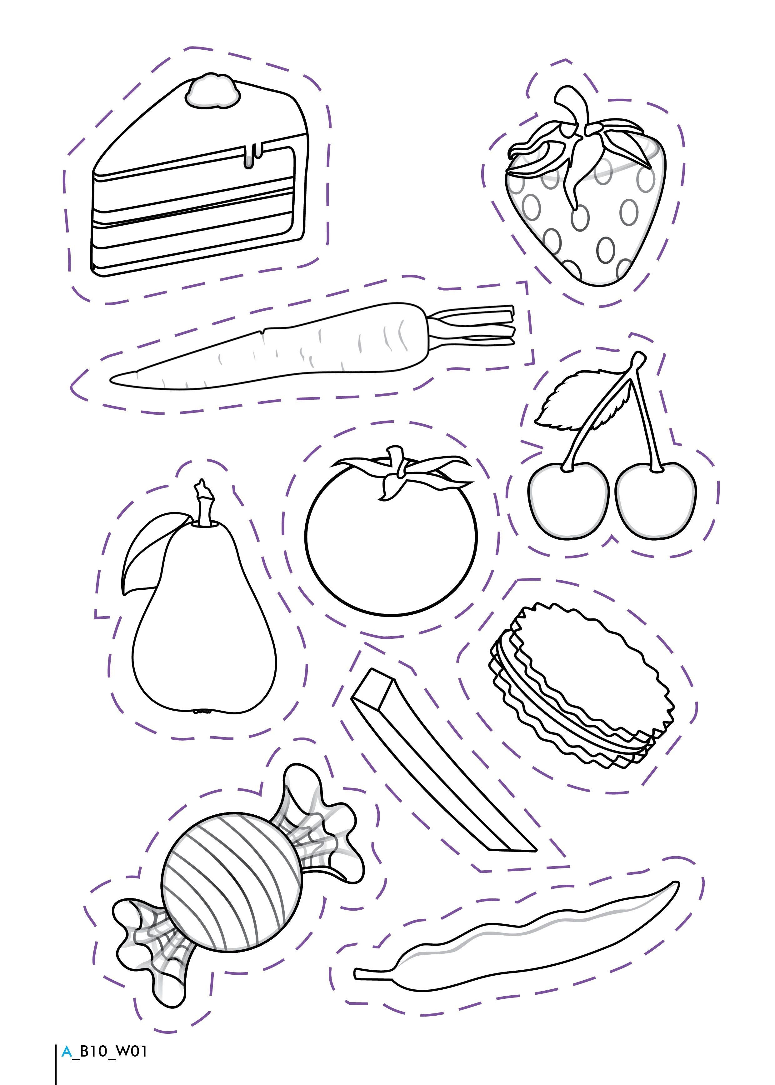 Healthy Vs Unhealthy Food Choices Worksheet Use It As A
