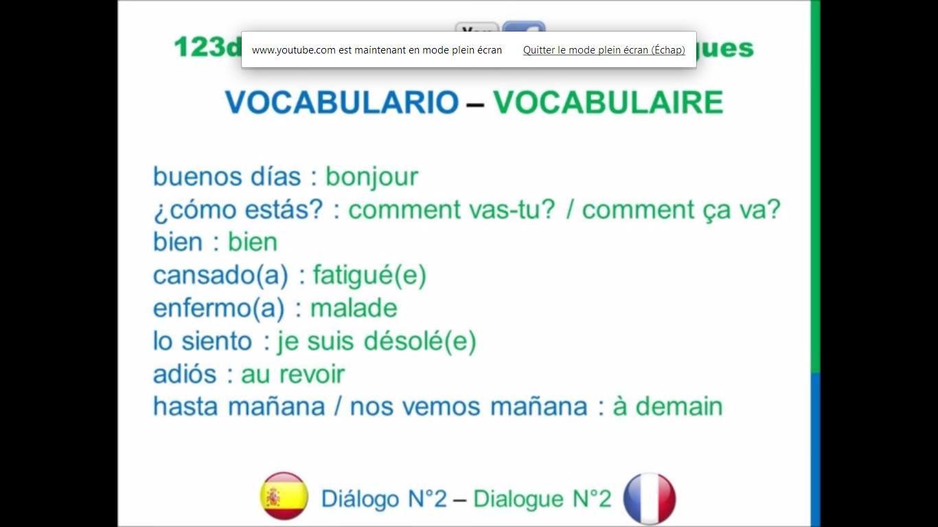 Pin By Lolitta Inna On Vocabulario Aprender Espagnol Vocabulary Spanish Vocabulary Learning