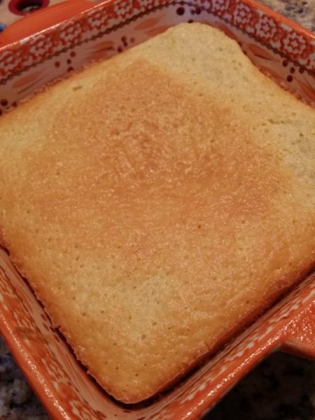 Bibingka is a type of rice cake, that is made with rice ...