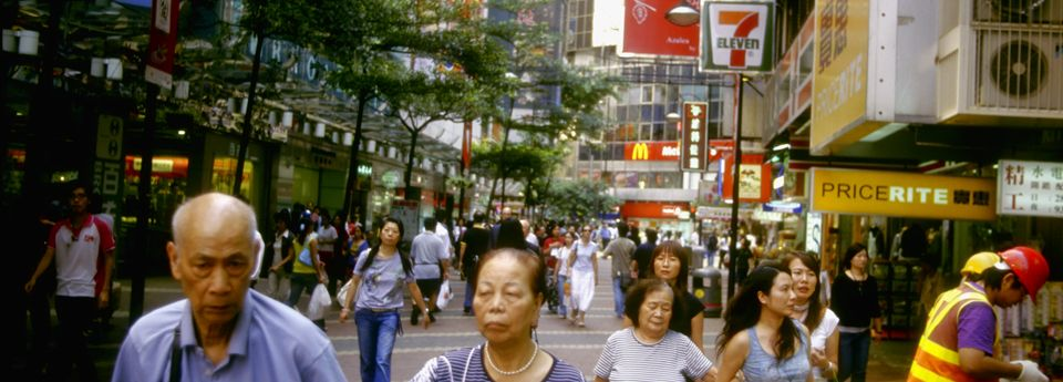 Hong Kong, People.    http://en.wikipedia.org/wiki/Hong_Kong    Paolo Robaudi©