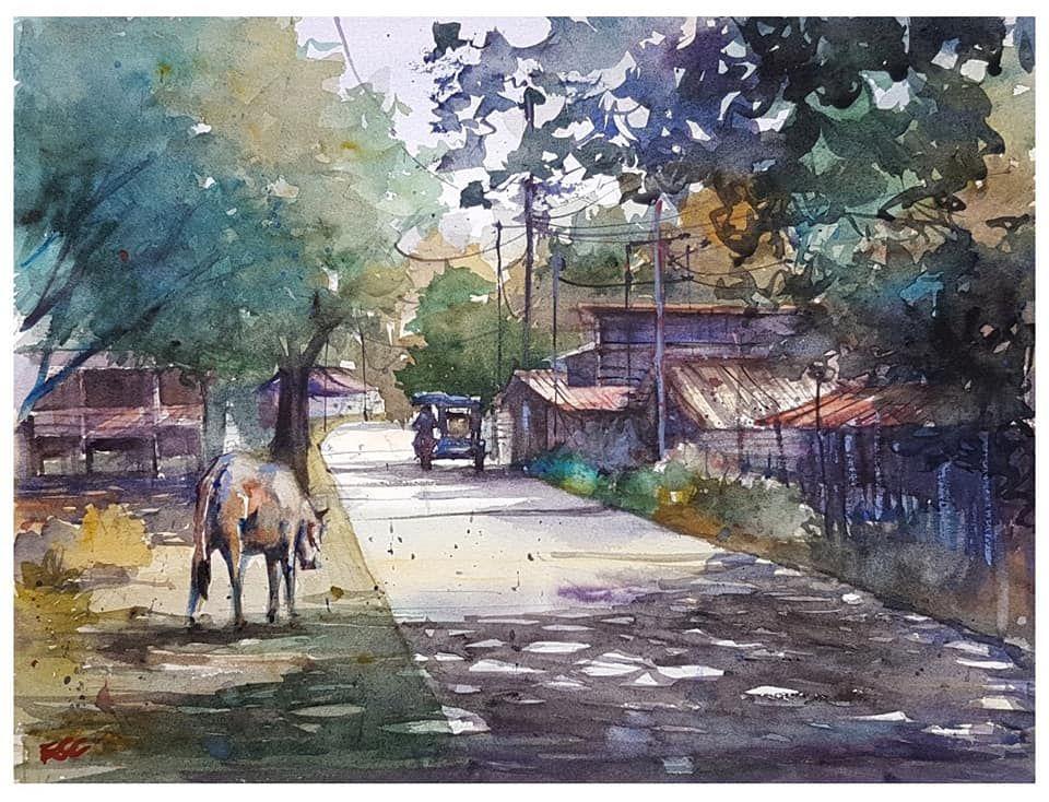 Aliver Escano Sib Sibanan Grassland Road To Parola Cebu