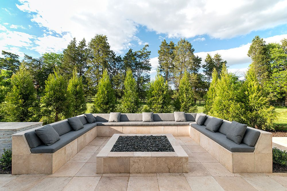 Willowsford Virginia - Outdoor Living on My Backyard Living id=52714