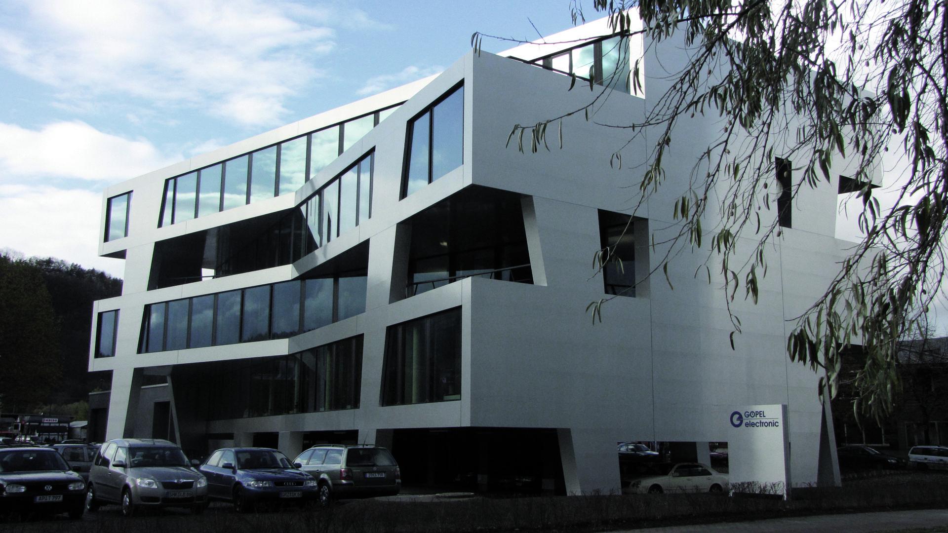 Architekten Jena göpel electronic jena germany by wurm wurm architekten