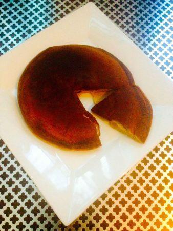 Chocolate Protein Powder Pork Rind Pancakes #proteinpowderpancakes