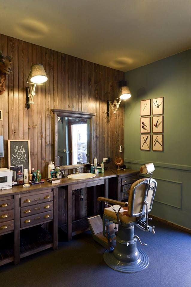 Barber Shop In Timisoara By Ezzo Design