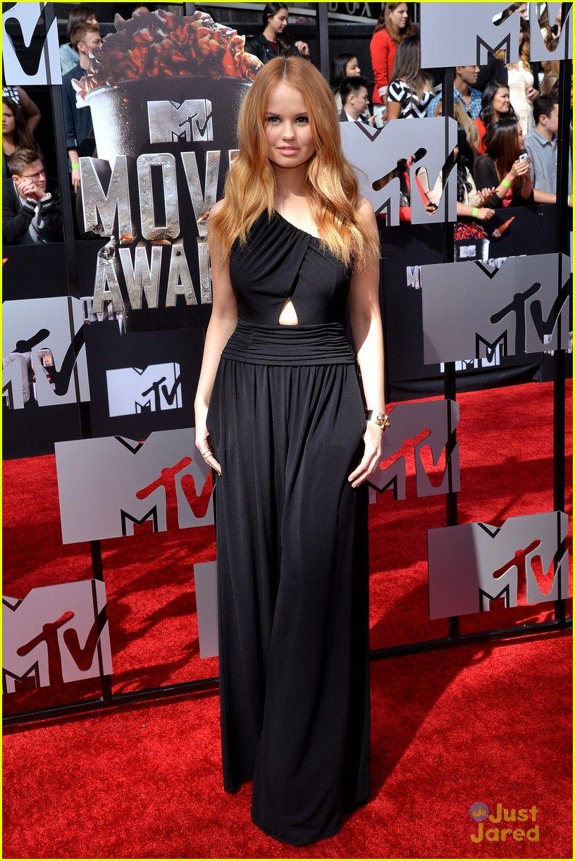 Debby Ryan MTV Movie Awards 2014! Celebrity dresses