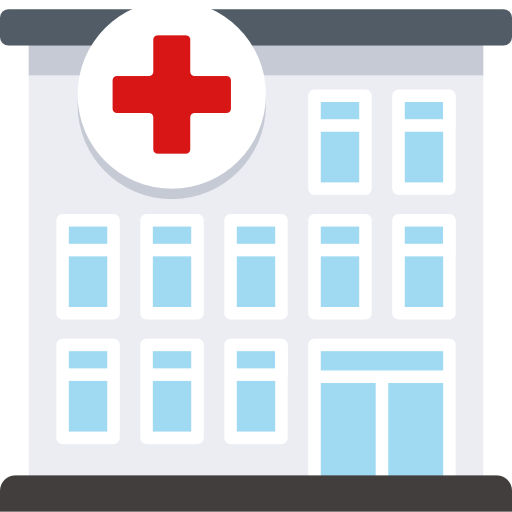 Download Now This Free Icon In Svg Psd Png Eps Format Or As Webfonts Flaticon The Largest Database Of Free Vector Free Icons Best Hospitals Hospital Icon