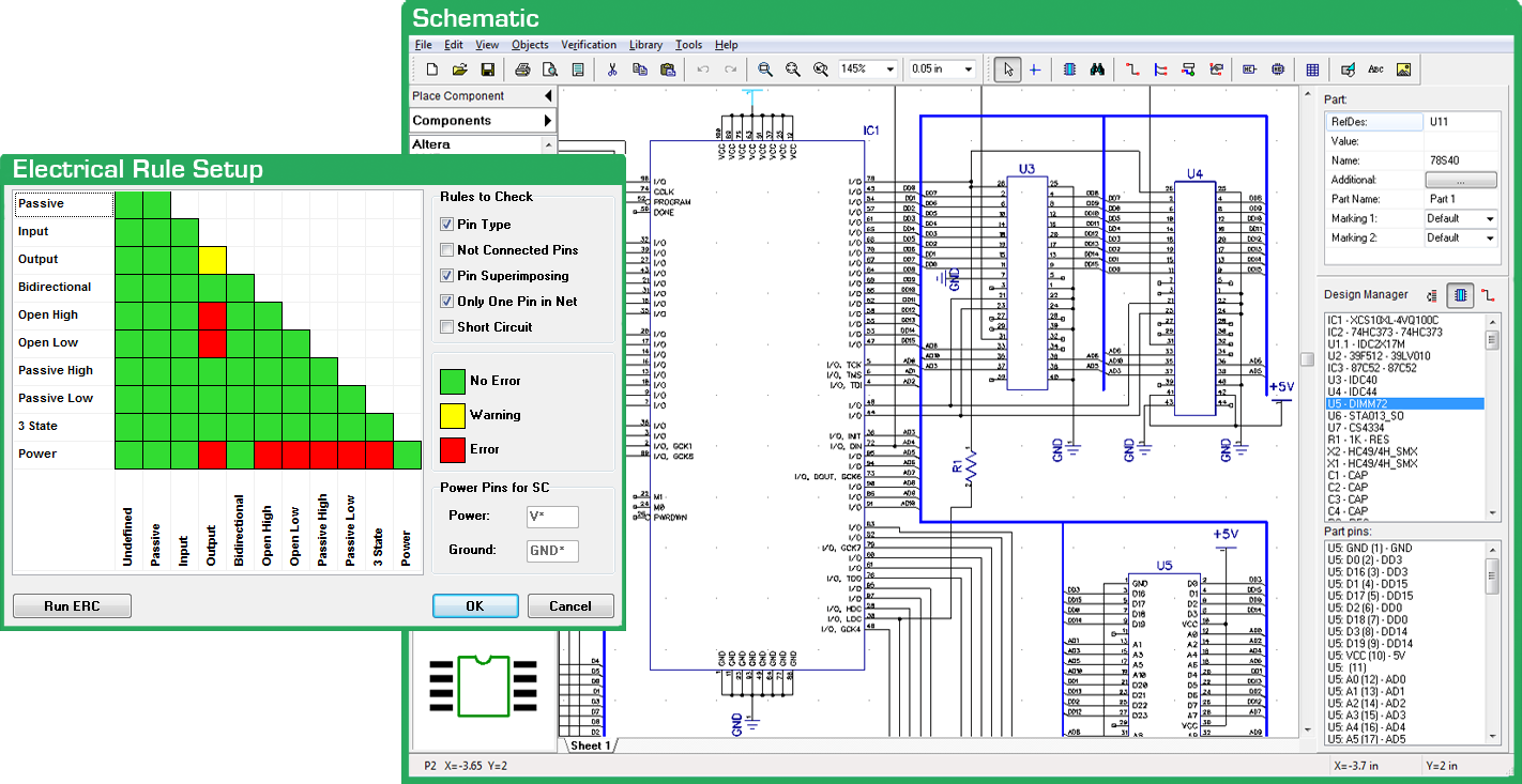 DipTrace - Schematic and PCB Design Software | Electronics | Pinterest