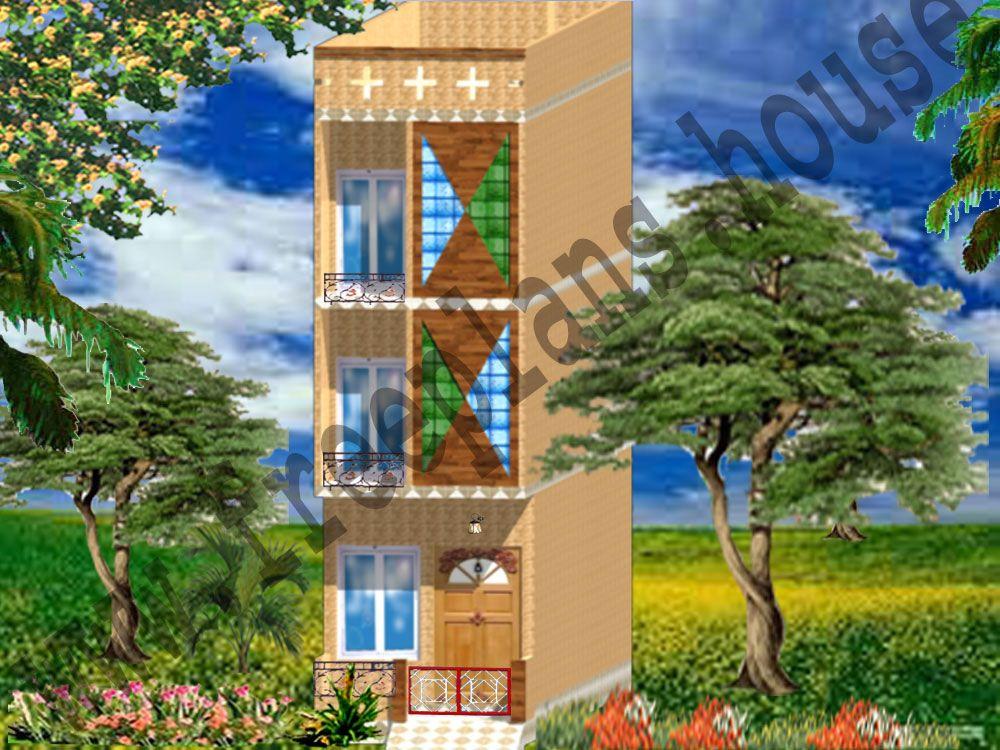 12x45 feet house design. beautiful ideas. Home Design Ideas