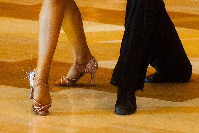 Much like a fast version of the Foxtrot, the Quickstep is ...