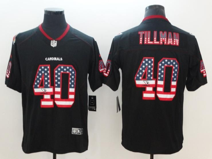 Men 40 Pat Tillman Jersey Football Arizona Cardinals Jersey 4ba65806c