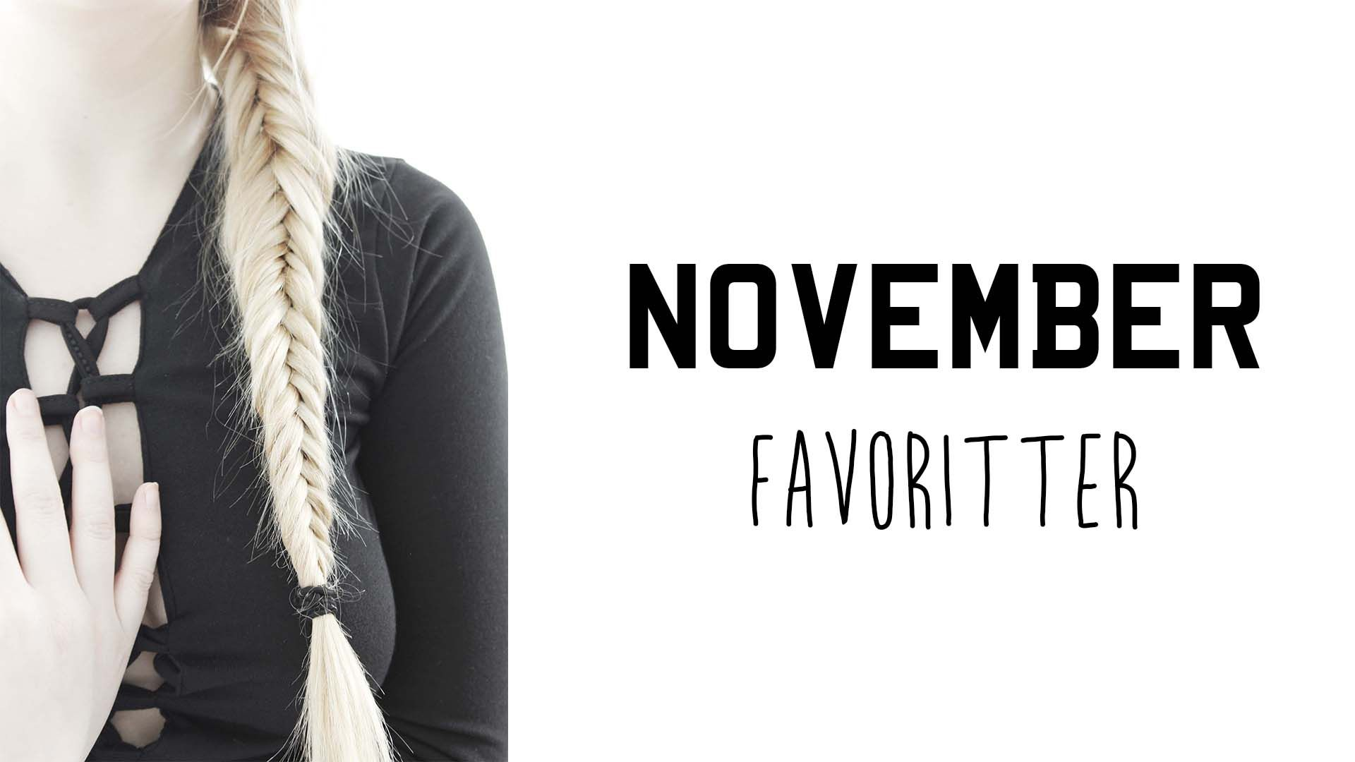 November favoritter