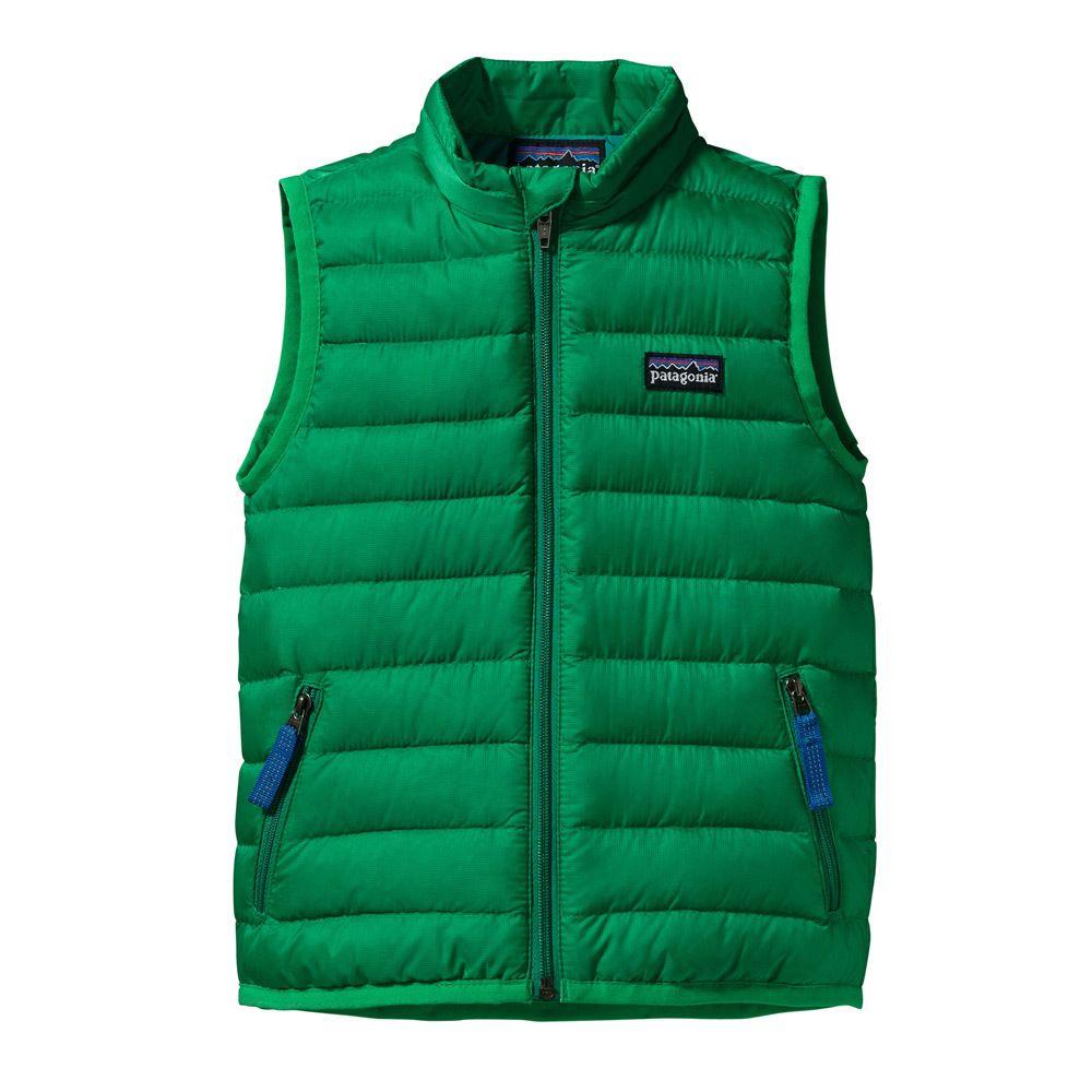 Tea Collection Patagonia Baby Down Vest We Love Vests