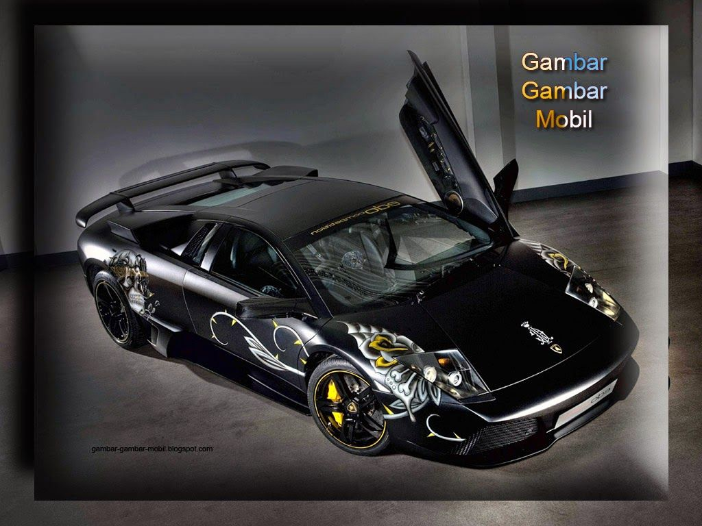 Gambar Mobil Lamborghini Modifikasi Mobil Modifikasi Pinterest