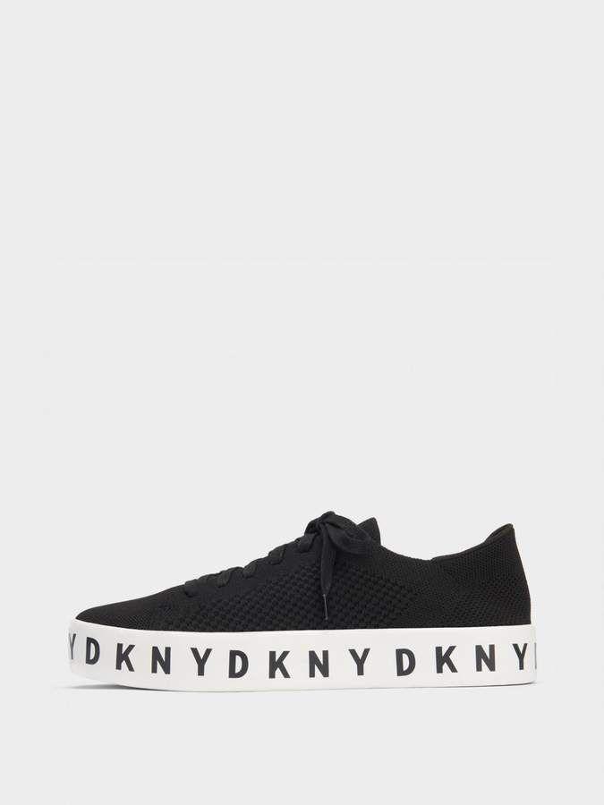 DKNY Banson Platform Sneaker   Dkny