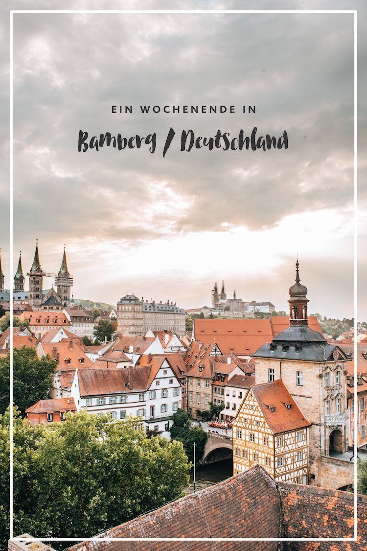 Ein Wochenende in Bamberg: Unsere Tipps