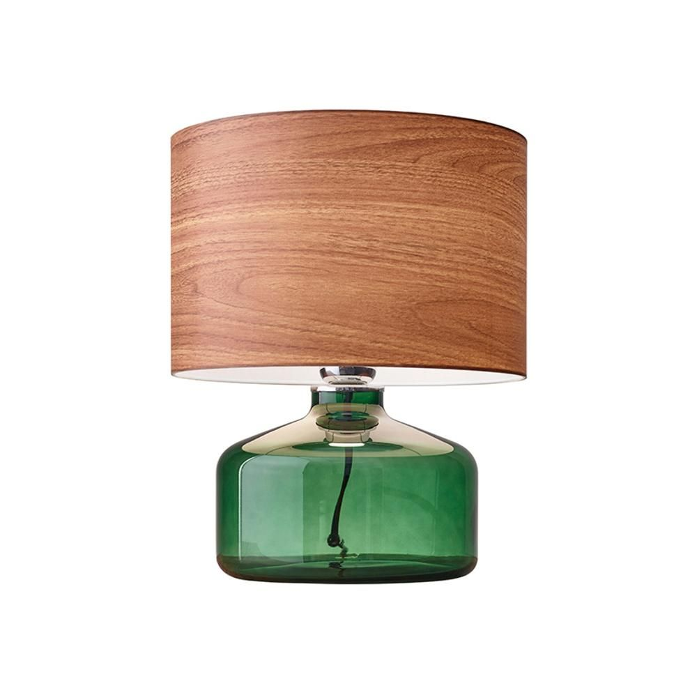 River Glass Table Lamp   dotandbo.com $119.99   Office   Pinterest ... for diy table lamp from vase  56mzq