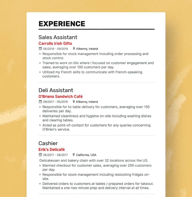 29++ Beginner accountant resume sample Examples