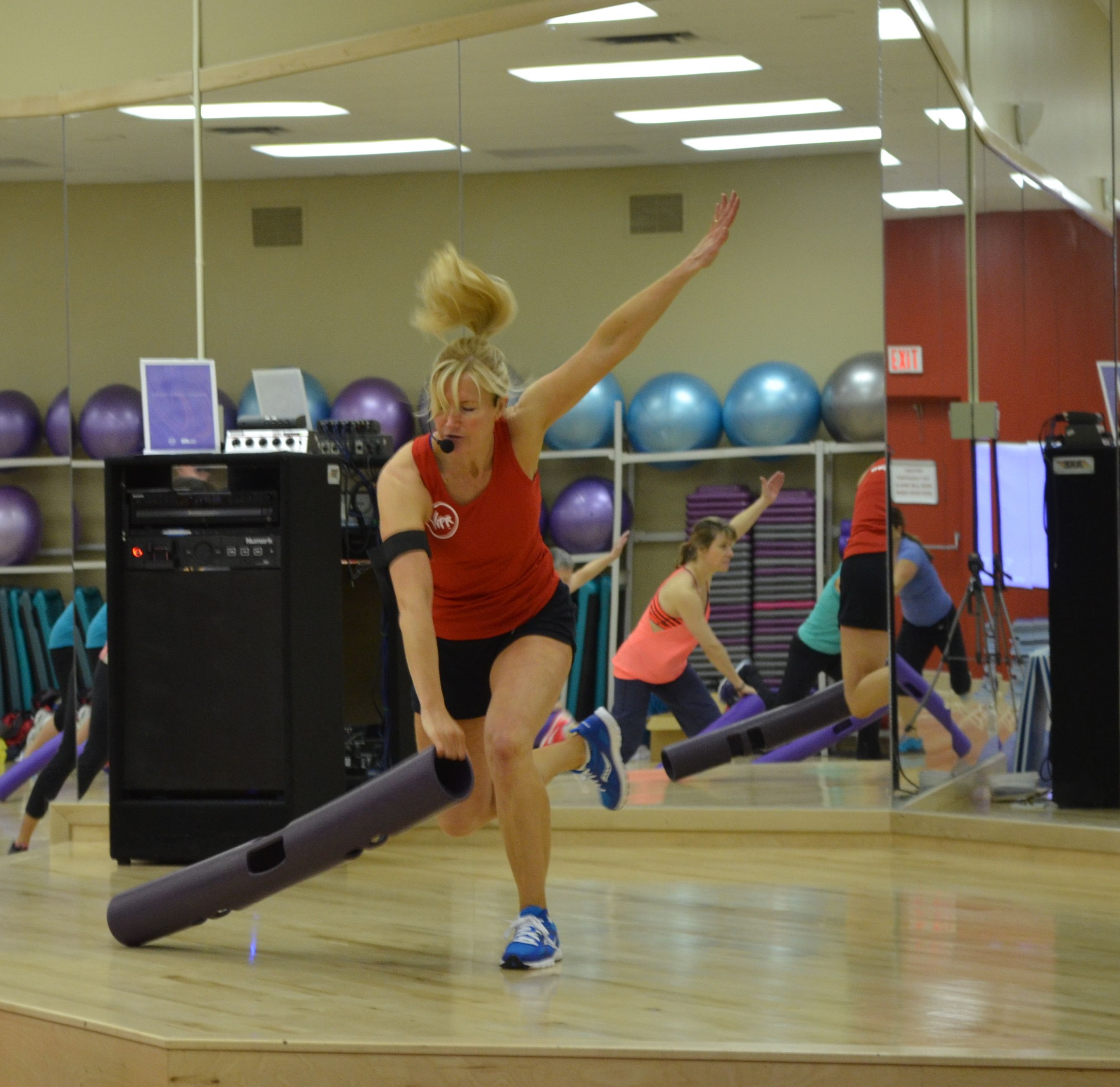 Spalady Women S Only Fitness Clubs Fitness Club Group Fitness Fitness