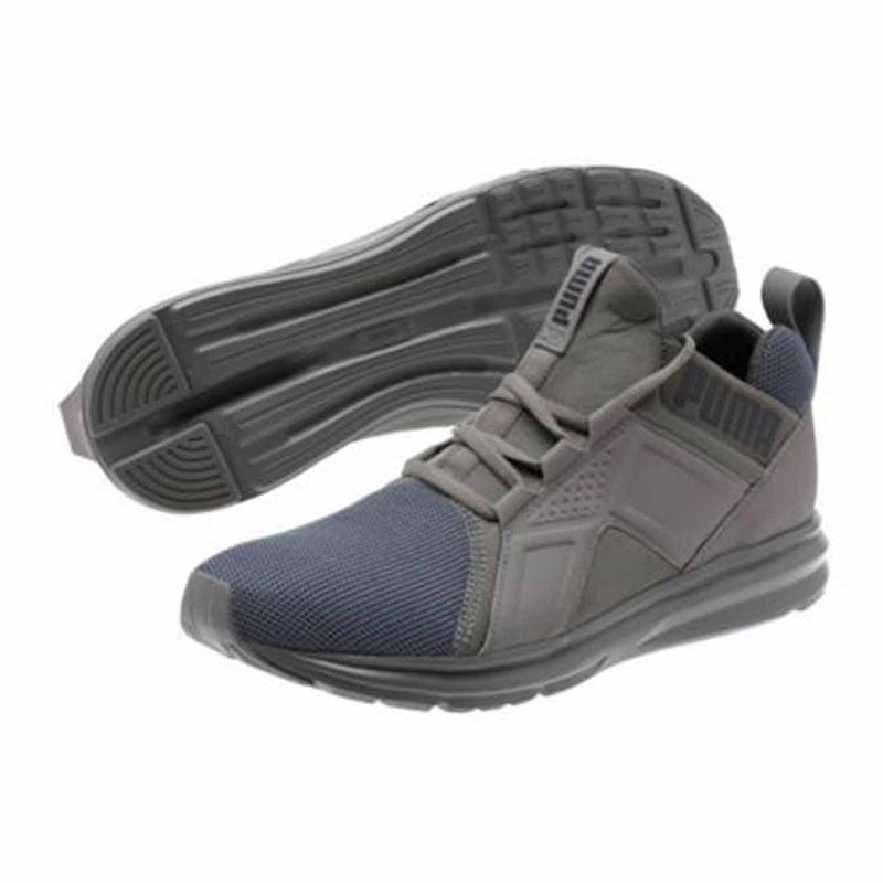 4ddb626ba8d Puma Enzo Mens Running Shoes