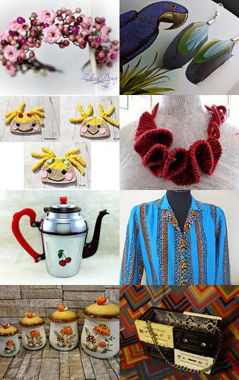 Treasures by Sherri Gilmour on Etsy--Pinned with TreasuryPin.com