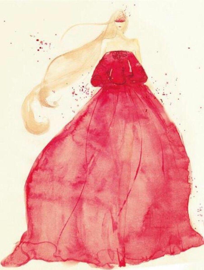 Pintado] la boda de moda LAN YU Alta Costura Primavera 2015 series ...