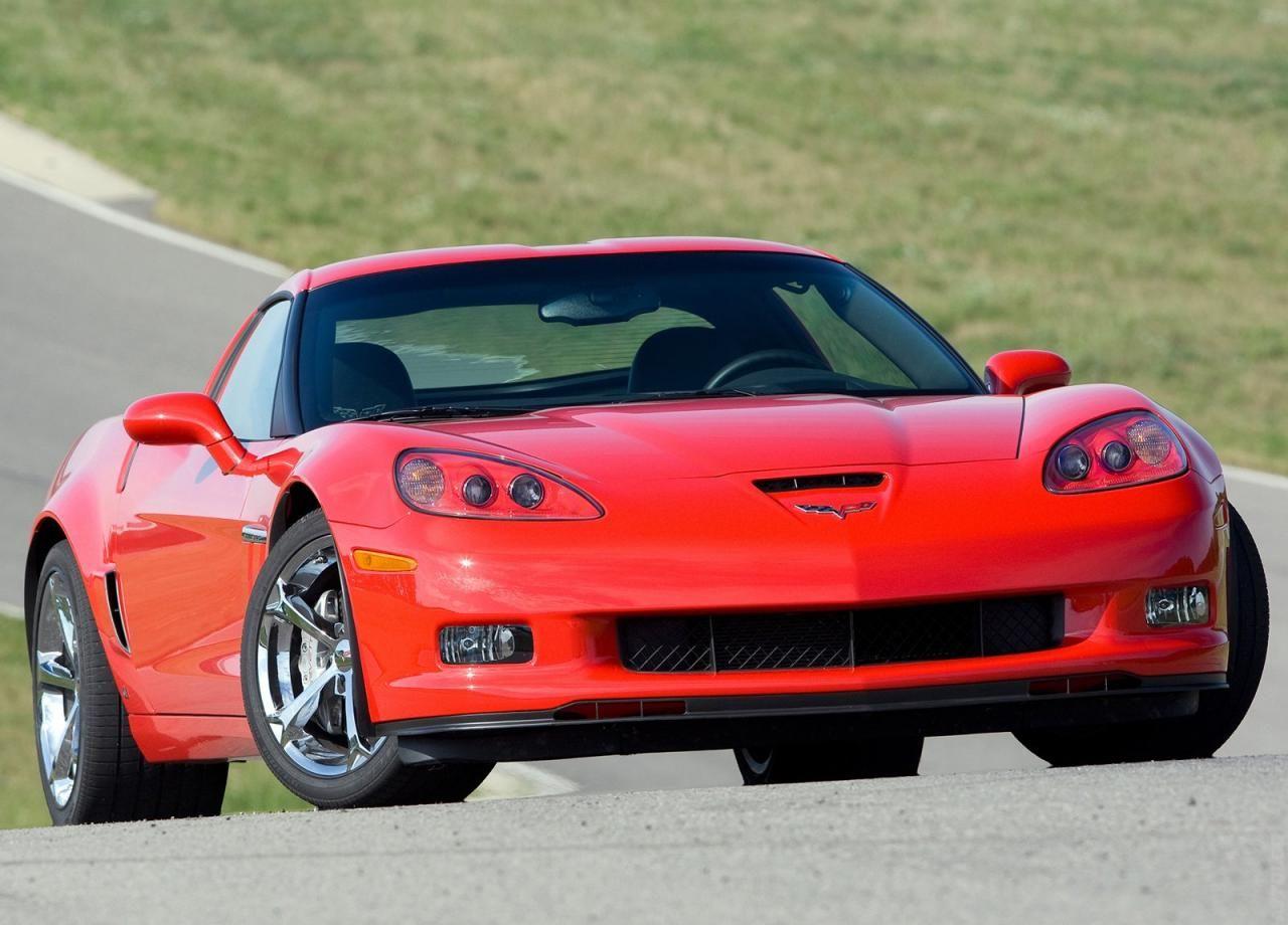 2010 Chevrolet Corvette Grand Sport Corvette grand sport